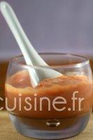 Recette sauce bourguignonne au Thermomix