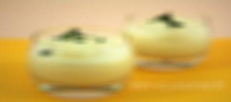 Recette mousses légères à l'ananas au Thermomix