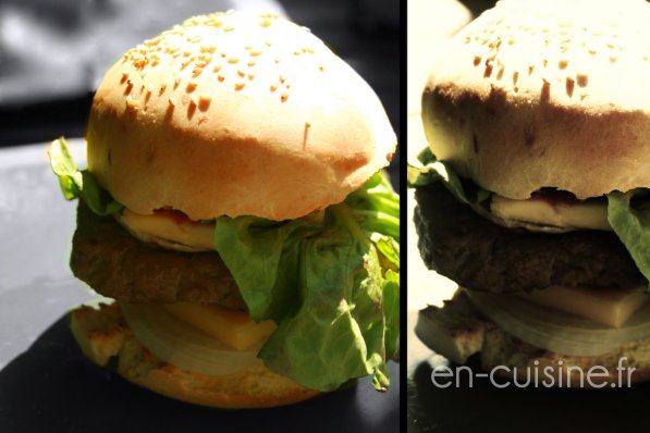 recette hamburgers maison au thermomix en cuisine. Black Bedroom Furniture Sets. Home Design Ideas