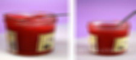 Recette confiture de fraises allégée à l'agar-agar au Thermomix
