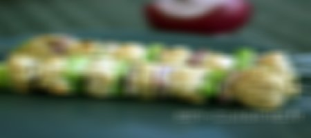Recette brochettes de dinde au lait de coco & colombo