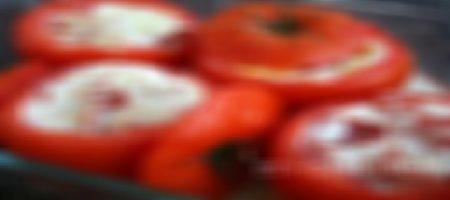 Recette oeufs en nid de tomate au Thermomix