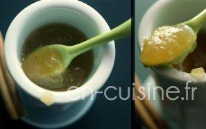 Recette confiture d'ananas à la cannelle au Thermomix