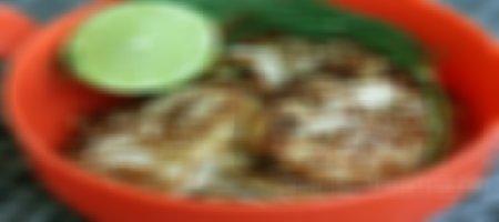 Recette galettes de thon à la ricotta au Thermomix