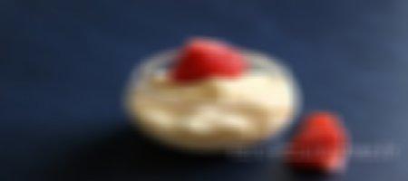 Recette mousse de mangue au siphon + Thermomix