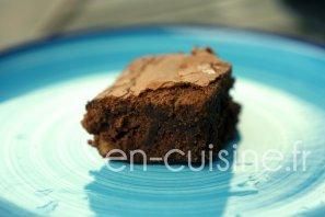 Recette brownies aux noix de pécan Thermomix