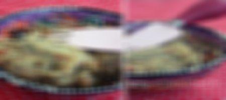 Recette caviar d'aubergine au Thermomix