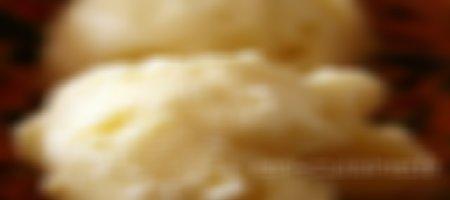 Recette crème glacée à la vanille au Thermomix