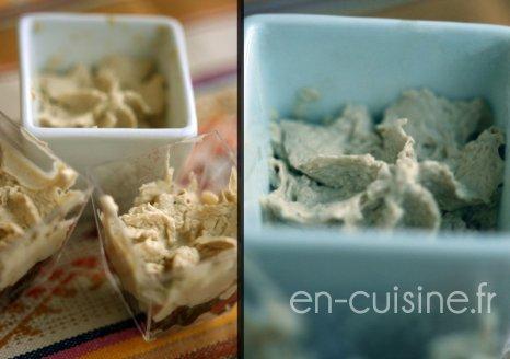 Recette chantilly de foie gras au siphon et Thermomix