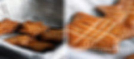 Recette galettes bretonnes au Thermomix