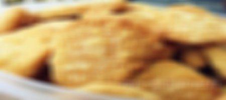 Recette palets au parmesan au Thermomix