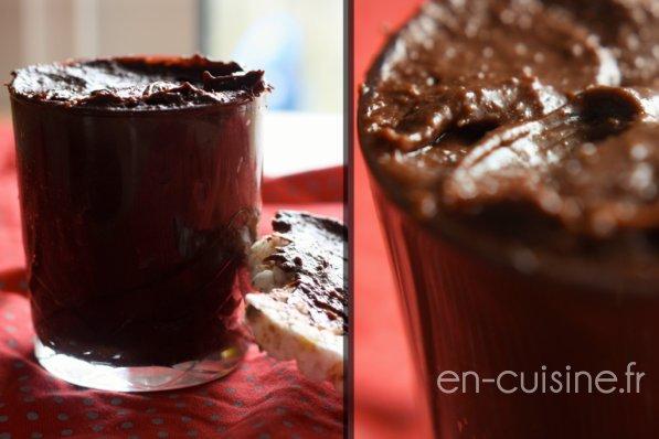recette p te tartiner maison chocolat amandes au. Black Bedroom Furniture Sets. Home Design Ideas