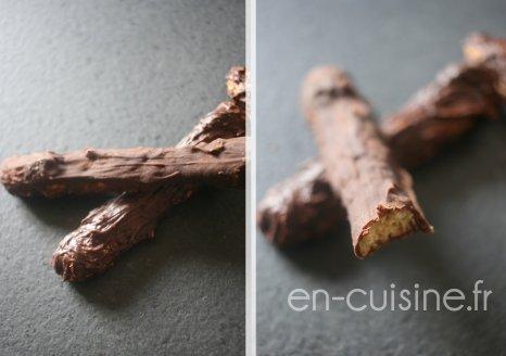 Recette fingers maison au chocolat au Thermomix